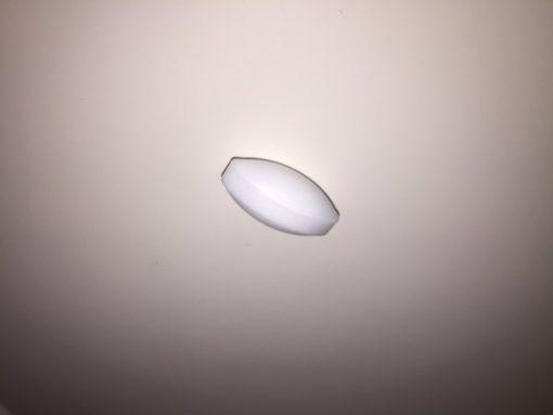 Stirbar 25x12mm oval